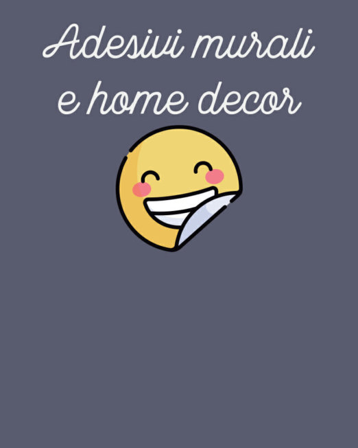 Home Decor e adesivi